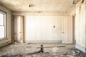 Instandsetzung der Immobilie nach Auszug mit Nutzung der Mietkaution