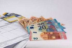 Geld für die Mietkaution