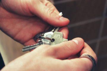 Mietkaution Schlüsselübergabe
